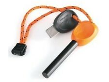 LIGHT MY FIRE SWEDISH FIRESTEEL 2.0 ARMY MAGNESIUM ALLOY FIRE STARTER (ORANGE)
