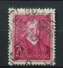 Hungary 1932 SG#552, 70f Famous Hungarians, Portraits Used #A73339