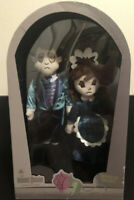 Disney Parks Haunted Mansion Plush Set Ghost Hosts Annual Passholder, Exclusive