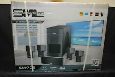 New listing *New In Box* Salerno Media Labs 5.1 Home Theater Sm-702