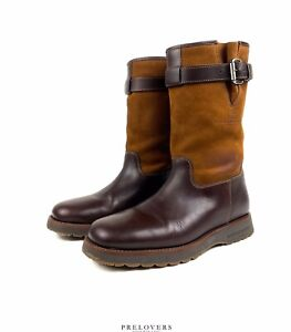 MAGELLAN & MULLOY Stiefel Challenger 42 braun 549,00€ Winter Schuhe Maronibrater