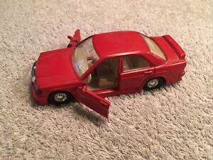 Corgi 59102 Mercedes Benz 190E 2.3 16 Car - Red
