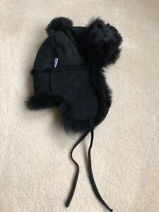Paul Smith  Black CHAPKA  Hat