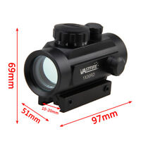 5 MOA Red/Green Dot Reflex Holographic Illuminated Retical Dot Sight Scope Mount