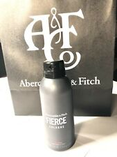 4.2 0Z Abercrombie And Fitch Fierce Cologne Men Body Spray 120g /143ml e