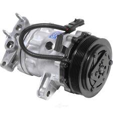 A/C Compressor-Sd7h15 Compressor Assembly UAC fits 02-05 Jeep Liberty 3.7L-V6