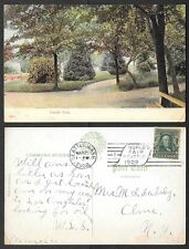 1909 Postcard - Seattle, Washington - Leschi Park
