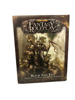 Warhammer Fantasy Roleplay - Black Fire Pass Supplement Games Workshop FFG