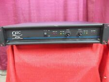 QSC MX 1500a Stereo Amplifier