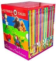 Ladybird Tales Classic Collection 24 Books Box Set Childrens Book Pack NEW