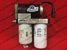 AirDog II-4G 6.6 6.6L Duramax Diesel 2001-2010 165GPH Lift Pump Filter A6SABC409