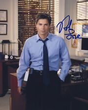 [7711] Rob Lowe THE WEST WING Signed 10x8 Photo AFTAL