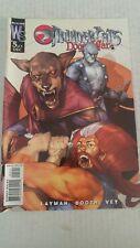 Thundercats Dogs Of War #5 December 2003 Wildstorm DC Comics Layman Booth Vey