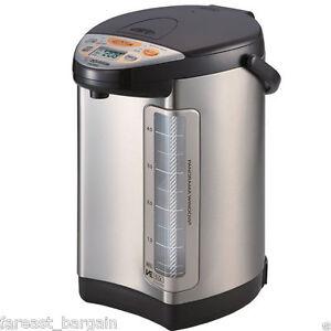 Zojirushi CV-DCC50XT VE Hybrid Water Dispenser Boiler & Warmer 5.0 Liter