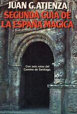 SEGUNDA GUIA DE LA ESPAÑA MAGICA # 884