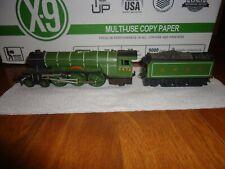Triang LNER #4472 Flying Scotsman, Green, Runs, NIce Shape