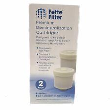 Fette Filter Premium Demineralization Cartridges - Compare with Boneco #7531