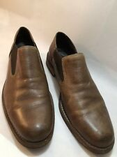 Cole Haan Slip On loafers Brown leather sz 9.5 model C09051 EUC