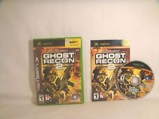 Tom Clancy's Ghost Recon 2 (Microsoft Xbox, 2004) complete