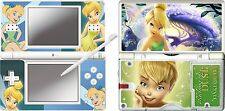 nintendo DS Lite - TINKERBELL - 4 Piece Decal / Sticker Skin UK