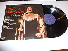 DIONNE WARWICK - The greatest hits of Dionne Warwicke Volume 4 - 1975 UK LP