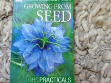 Growing from Seed by Royal Horticultural Society (Paperback, 2002)