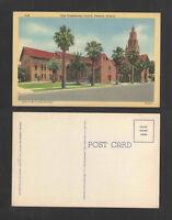 1940s FIRST PRESBYTERIAN CHURCH PHOENIX ARIZONA POSTCARD