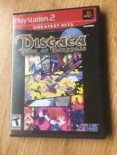 Disgaea Hour Of Darkness PS2 Sony PlayStation 2 Cib Game XP1