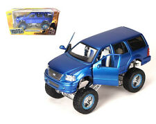 JADA 1:24 W/B - HIGH-PROFILE - 2003 FORD EXPEDITION  90676BL