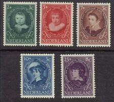NVPH 666-670 Kind 1955 postfris (MNH)