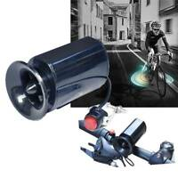 1x Speaker Electronic Bicycle Horn 6 Bike Bell Loud Sounds Ultra Siren Alarm