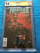 Preacher #55 - DC - CGC SS 9.6 NM+ - Signed by Garth Ennis, Steve Dillon