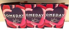 Lot of 3 x  Someday by Justin Bieber  Eau de Parfum Mini:1.5ml /0.05oz Each