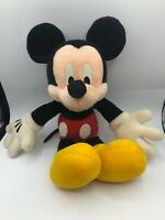Tokyo Walt Disney Resort Mickey Mouse Plush Kids Soft Stuffed Toy Animal Doll