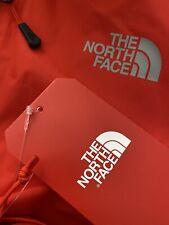 Nuevo Para Hombre North Face resolver 2.0 Chaqueta con capucha Rompevientos Casual Ltd Ed Rojo L
