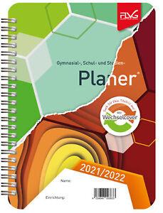 FLVG ✮ Gymnasial-, Schul- und Studienplaner DIN A5 ✮ 2021/2022, NEU !!!