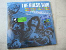 """THE GUESS WHO 2004 """"SHAKIN' ALL OVER!"""" NEW/SEALED SUNDAZED 180GM 24-SONG 2LP SET"""