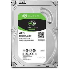 HARD DISK INTERNO 3,5 Seagate BarraCuda ST4000DM004 4TB SATA-6Gb 7200rpm 256MB