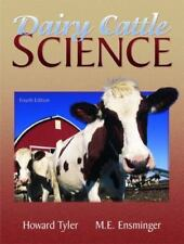 Dairy Cattle Science text, 4th edition. Animal veterinary science textbook