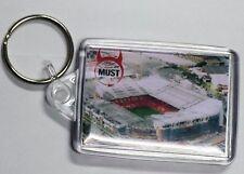 Old Trafford Keyring