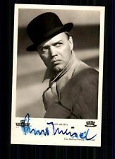 Kurt Meisel Kunst und Bild  Autogrammkarte Original Signiert TOP## BC 1062