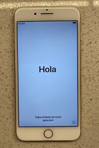 Apple iPhone 8 Plus - 256GB - Gold Unlocked NQ9C2LL/A - Used Great Condition