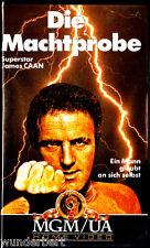 """VHS - """" Die MACHTPROBE ( Hide in Plain Sight ) """" (1980) - James Caan"""
