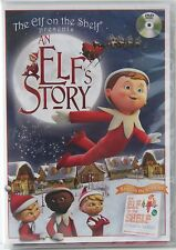 The Elf on The Shelf Presents AN ELF'S STORY DVD Brand NEW! Factory Sealed