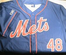 JACOB DEGROM REPLICA JERSEY SIZE XL NEW NEVER WORN NEW YORK METS GEICO