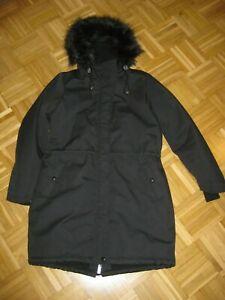DreiMaster Jacke / Mantel schwarz, XL