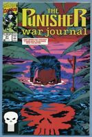 Punisher War Journal #21 1990 Marvel Comics