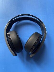 Sony PlayStation 4 Platinum Wireless Headband Headset - 3001566