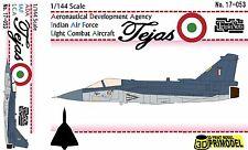 1/144 Modern Fighter : ADA Light Combat Aircraft [India] : Triple Nuts