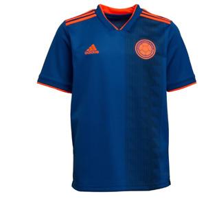 adidas Colombia Away Football Shirt Men & Boys Camiseta/Casaca Futbol NEW